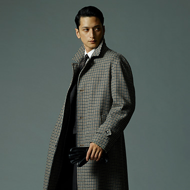 THEME3 COAT OUTER